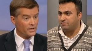 Άγγλος υπουργός ζητά απο Ιρακινό λαθρομετανάστη να φύγει απο την Μεγάλη Βρετανία