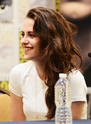Kristen Jaymes Stewart Cute Smile