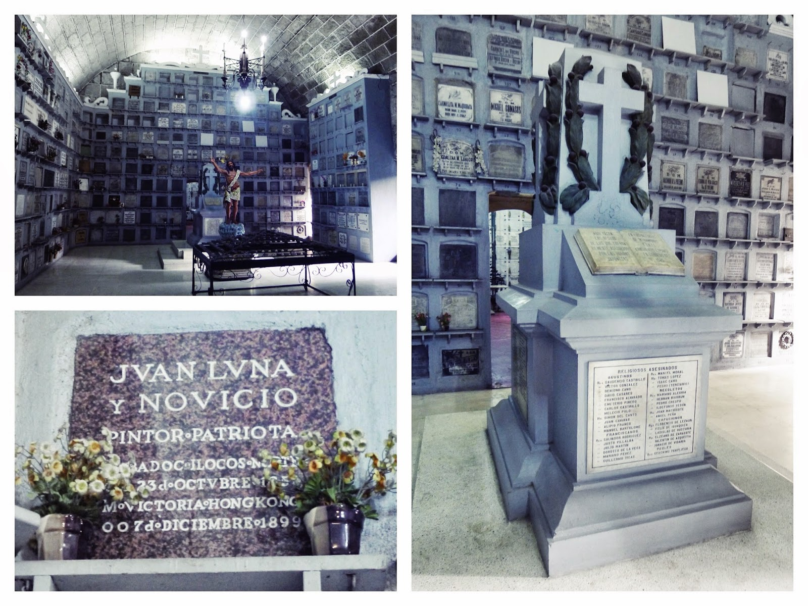 San Agustin Museum Crypt