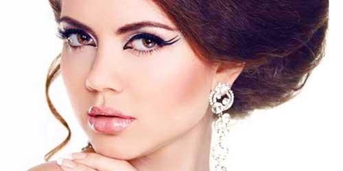 maquillajes increibles con eyeliner de pegatinas