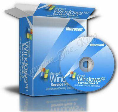 Windows XP Professional SP3 Integrated Feb 2011+SATA Drivers