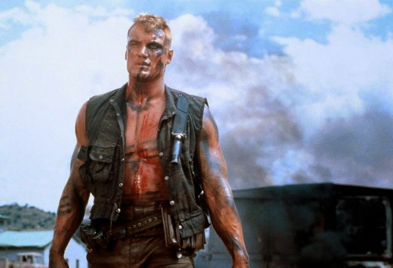 Dolph Lundgren Red Scorpion, Dolph Lundgren Expendables