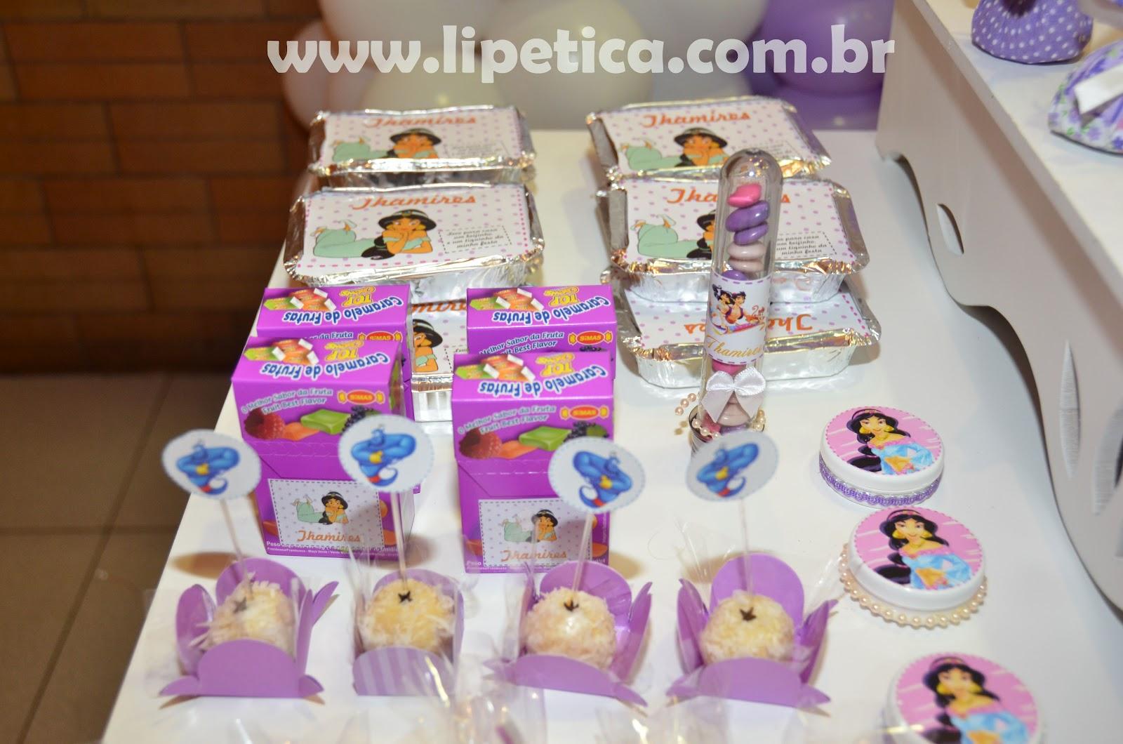 decoracao festa infantil yasmin:LiPeTiCa: Festa Princesa Jasmine