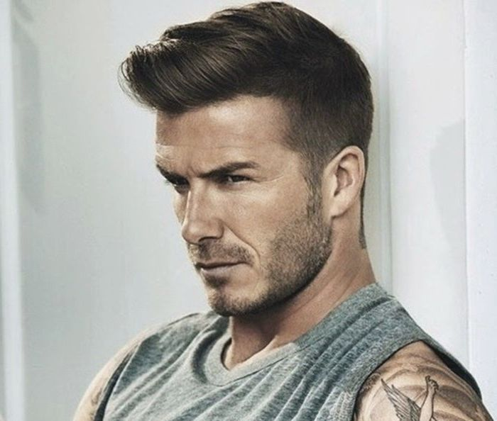 New Attractive Glance Short Haircuts 2015 For Men Jere