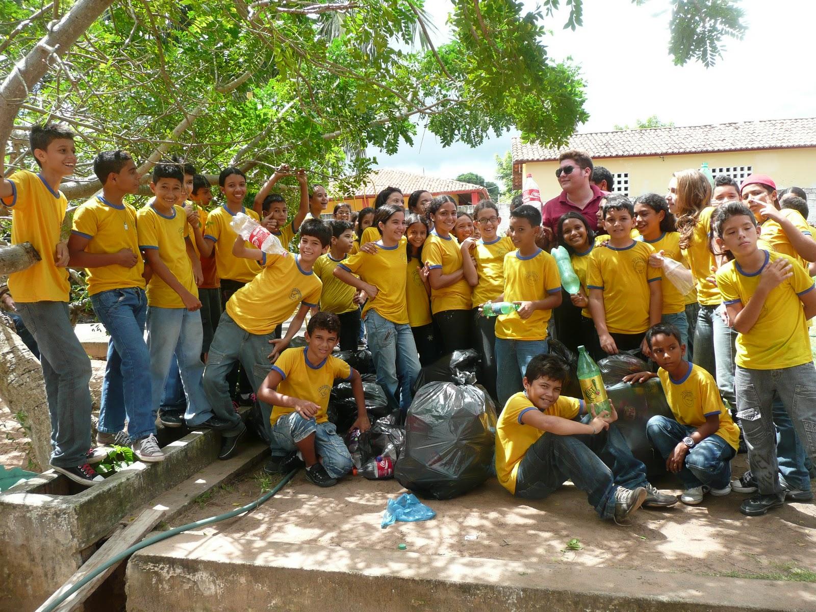 Artesanato Com Argila Simples ~ Blog oficial IFCE Campus de Acaraú IFCE promove oficina de artesanato em escola de Acaraú
