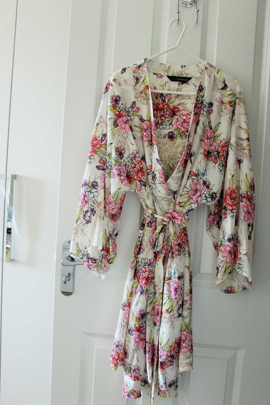Nightie and Dressing Gown, Rosie for Autograph, Marks and Spencer