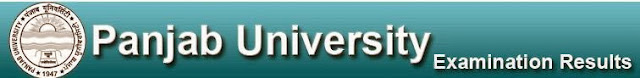 Punjab University BA 3rd Year Supplementary 2013 Result
