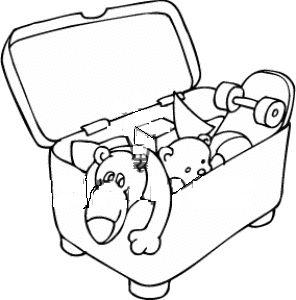 Musica en riomar oto o - Baul para guardar juguetes ninos ...