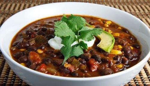 Black Bean Soup (Súp Đậu Đen)2