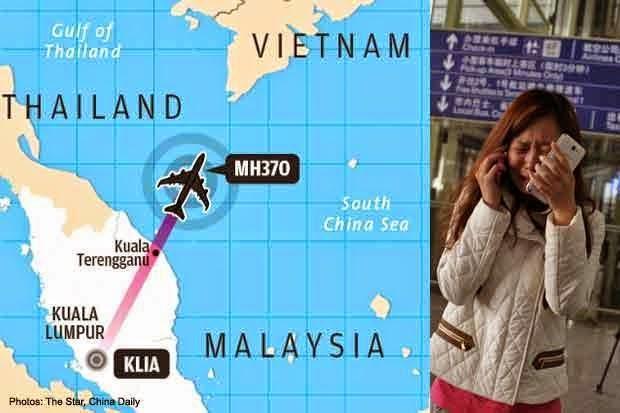 Info Tentang MH370 Yang Hilang Secara Misteri