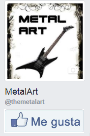 MetalArt en Facebook