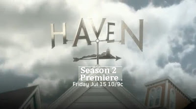 Haven Season 2 : Trailer & Spoilers