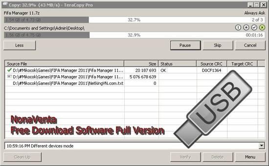 TeraCopy Pro 2.27 Portable