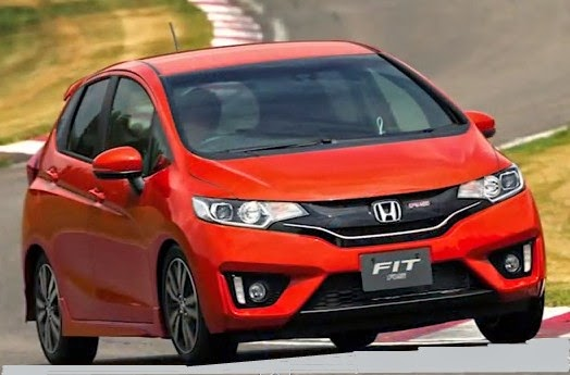 Gambar Honda Jazz New