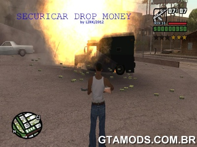 Securicar Drop Money