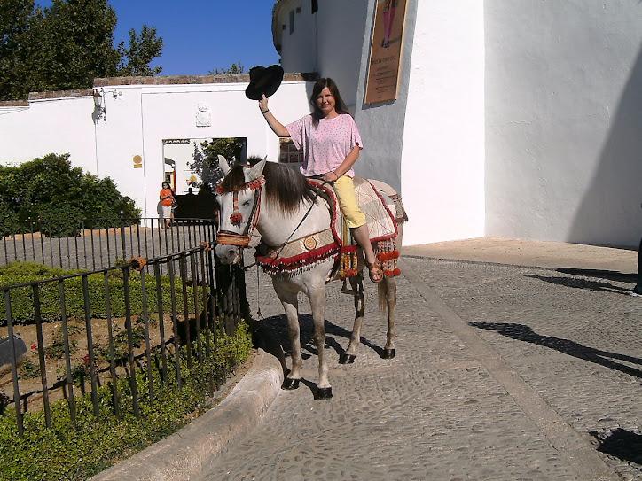 Claudia y Caprichosa