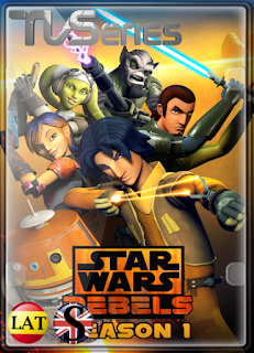 Star Wars Rebels (Temporada 1) HD 1080P LATINO/INGLES