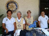 Bazar de ropa para recaudación de fondos