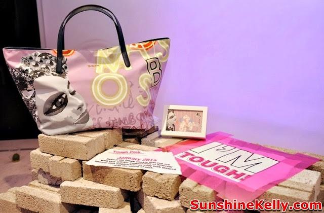 Sembonia by Spark, handbag, Sembonia, Spark, women stuff, Tough Pink