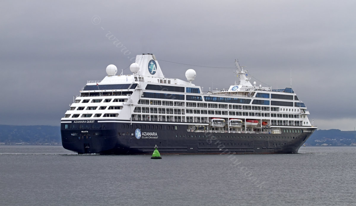 Dougie Coull Photography Azamara Quest  Cruise Ship In