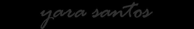 Blog Yara Santos