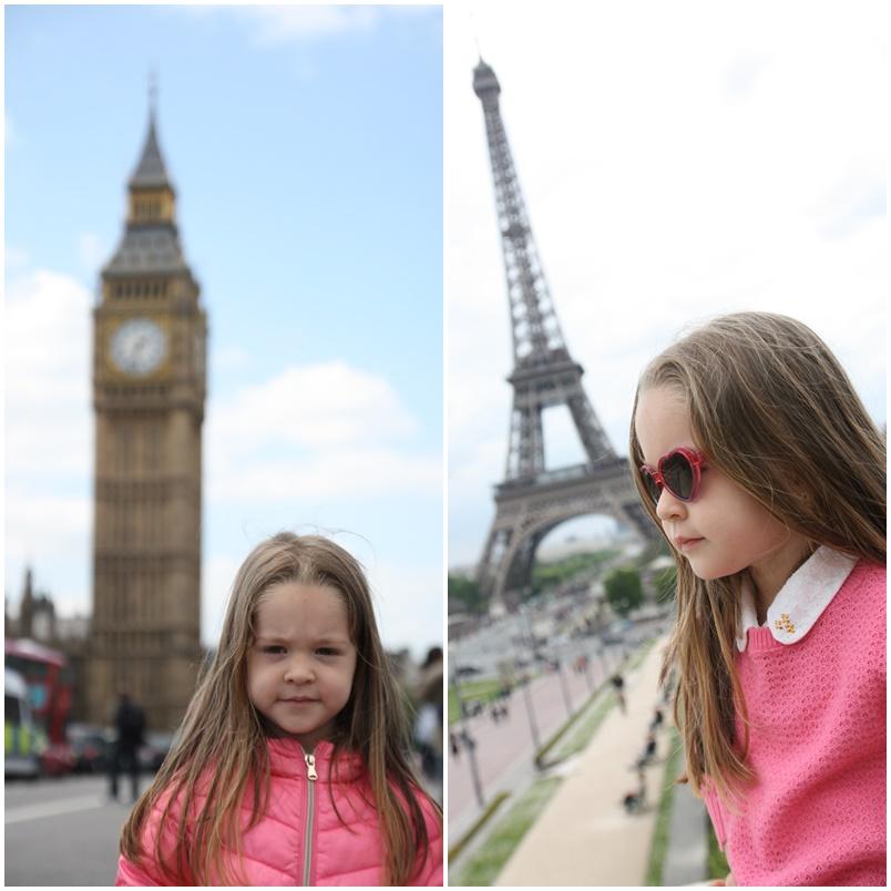 Aslı ile Londra-Paris