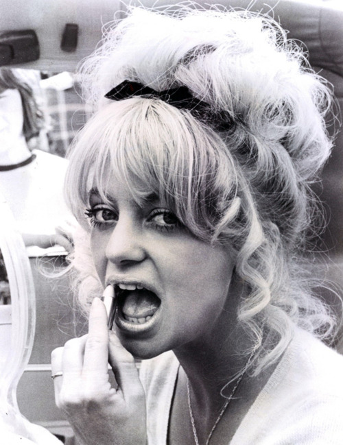 Goldie Hawn Shampoo | www.imgkid.com - The Image Kid Has It!