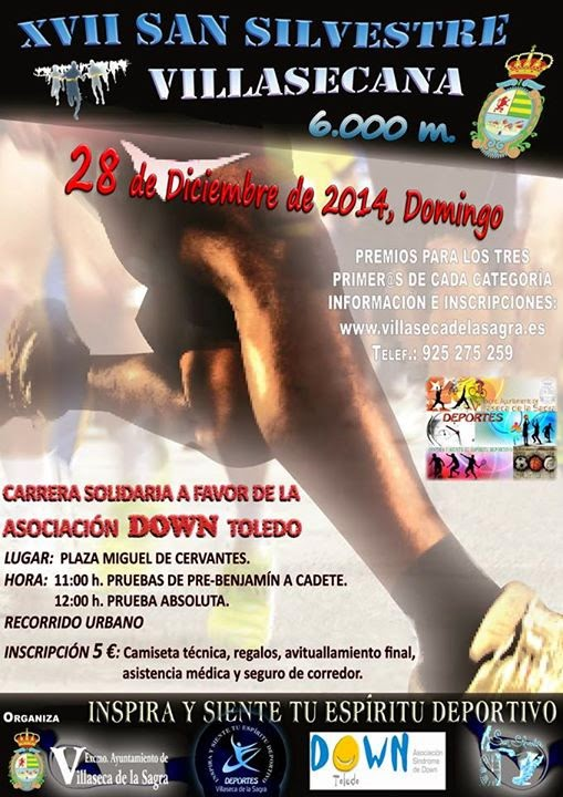 XVII San Silvestre Villasecana