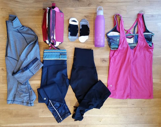 lululemon sweaty-endeavors-tank-tight
