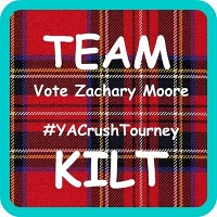 TEAM+KILT+1 YA Crush Tourney: Vote Zachary!