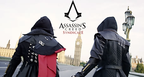 Assassin-s Creed na vida real