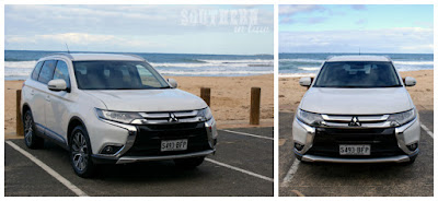 Mitsubishi Outlander Review - Southern In-Law