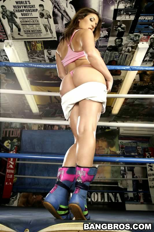 Boxing Ring Porn 60
