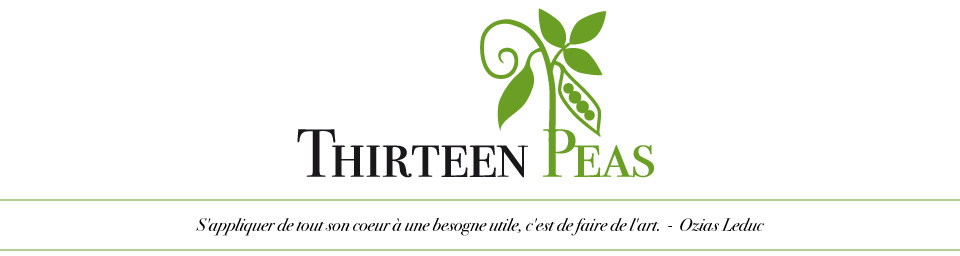 ThirteenPeas