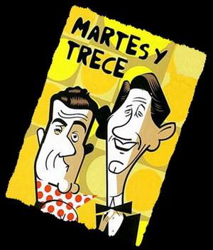 RTVE - Especial Martes y Trece ... 88 minutos