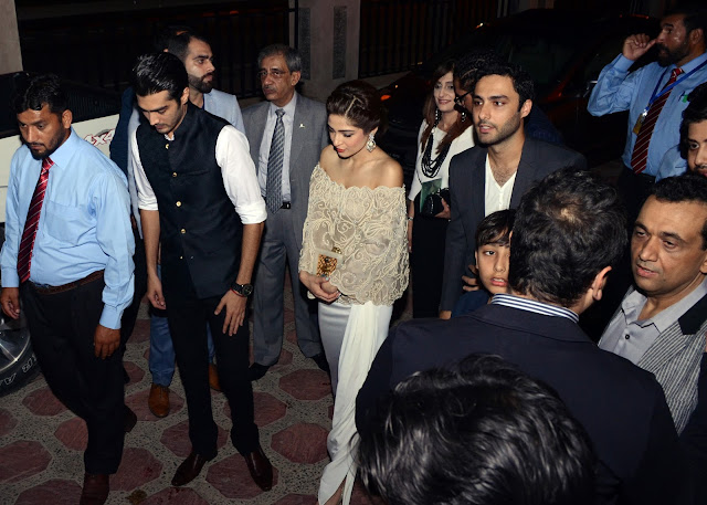 Glamorous and Star Studded Premier of Karachi Se Lahore at Cinegold Plex  http://www.softstills.com/