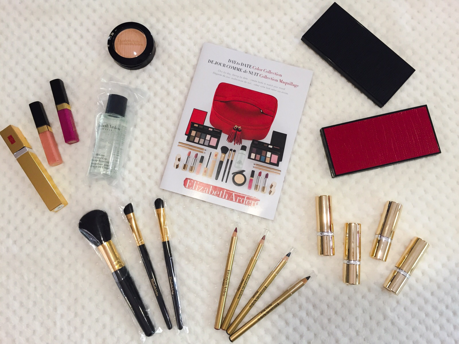 Elizabeth Arden DAY to DATE Color Collection | Beauty