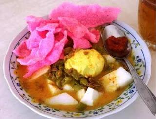Ragam kuliner khas Betawi....!!!