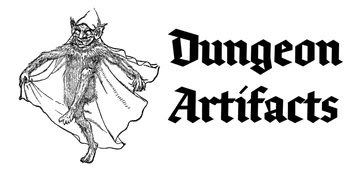 Dungeon Artifacts (Official Sponsor)