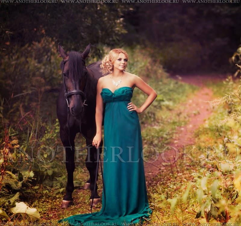 Лошадка и фея