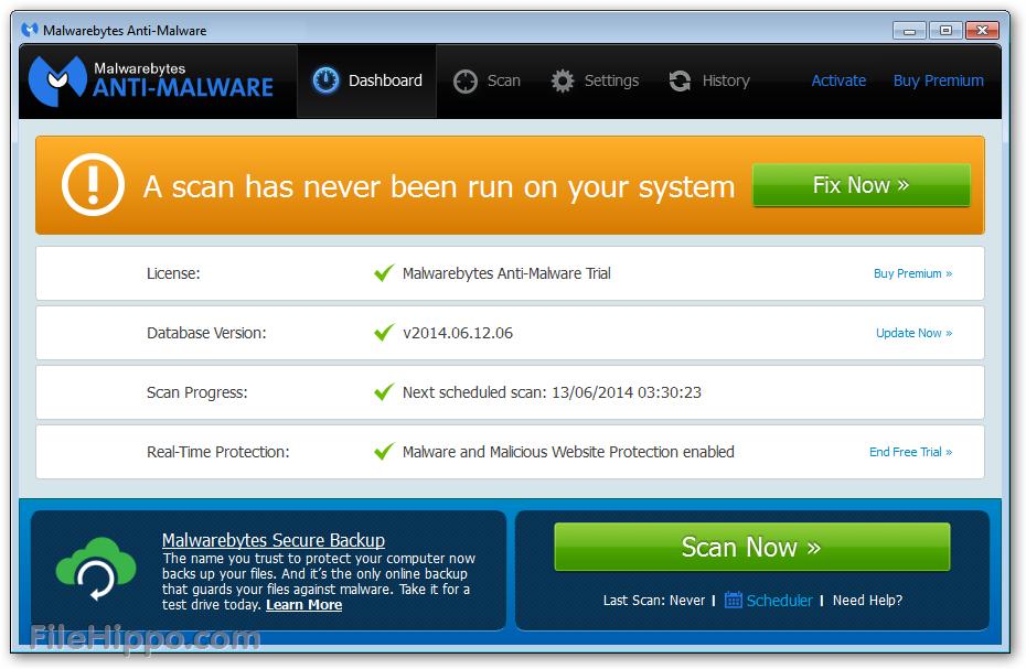 malwarebytes for android free key