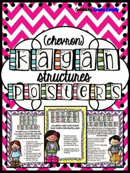 www.teacherspayteachers.com/Product/Kagan-Structures-Posters-Chevron-1286544