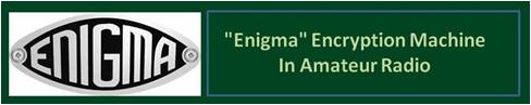 """Enigma"" Encryption Machine"