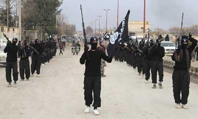 Der Isis-Sturm