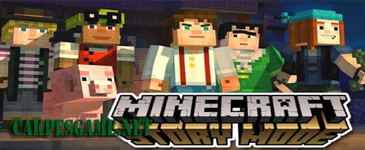 Minecraft Story Mode Episode 1-RELOADED