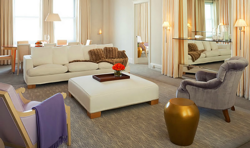 Clift Hotel San Fransisco By Philippe Starck.