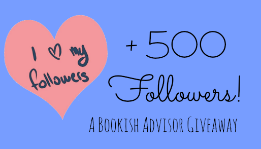 http://bookishadvisor.blogspot.it/2015/02/i-love-my-followers-500-followers.html?utm_source=feedburner&utm_medium=feed&utm_campaign=Feed:+BookishAdvisor+%28Bookish+Advisor%29