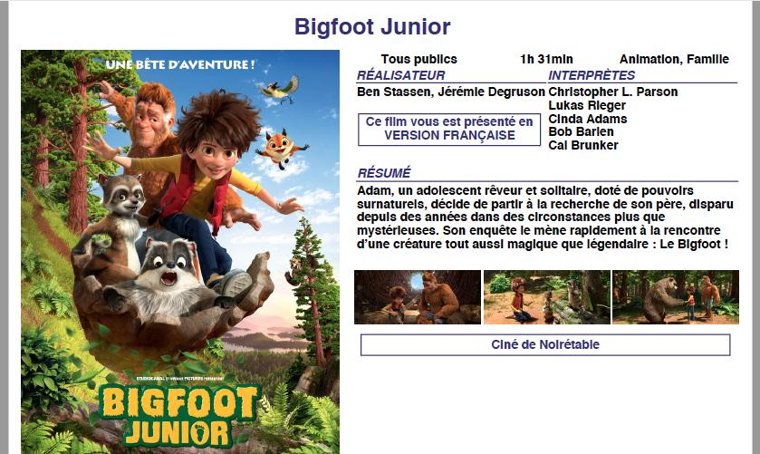 BIGFOOT 0