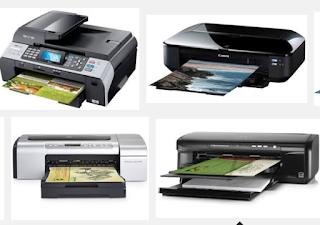Contoh Printer A3
