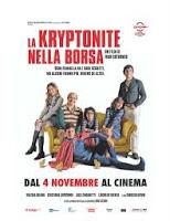 """Locandina del film """"la Kryptonite nella borsa"""" (2011)"""